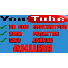 Пакет 50 000 премиум