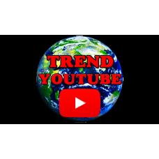 Просмотры YouTube [Тренд по ссылки, удержание до 100%]